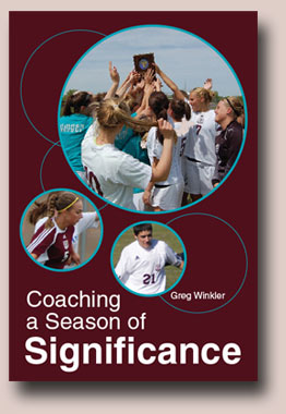 Image of Coaching a Season of Signifiance book cover